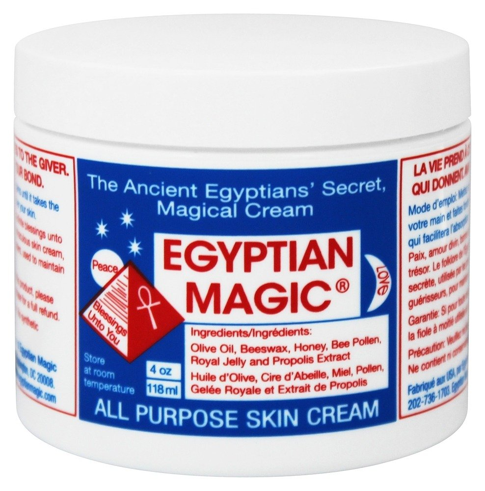 Egyptian Magic - All Purpose Skin Cream - 4 oz.