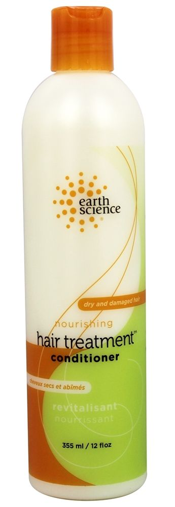 Earth Science - Nourishing Hair Treatment Conditioner - 12 oz.