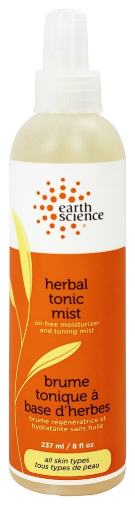 Earth Science - Herbal Tonic Mist - 8 oz.