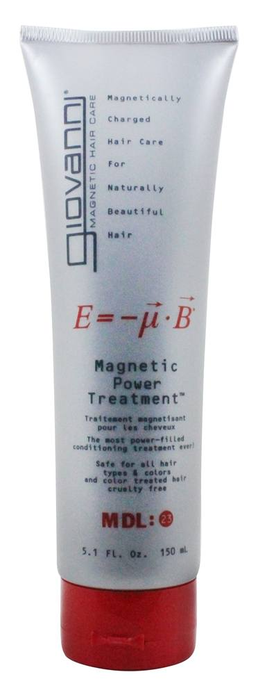 Giovanni - Magnetic Power Treatment MDL-23 - 5.1 oz.