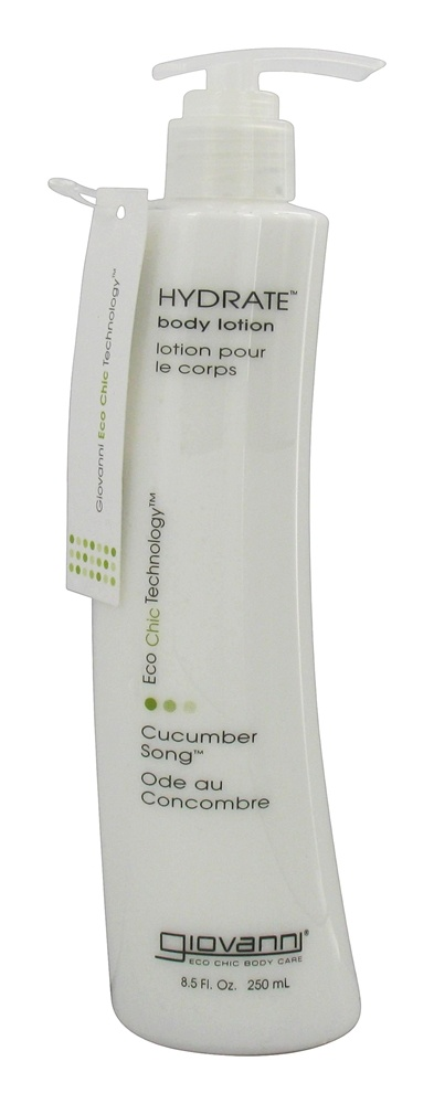 Giovanni - Hydrate Body Lotion Cucumber Song - 8.5 oz.