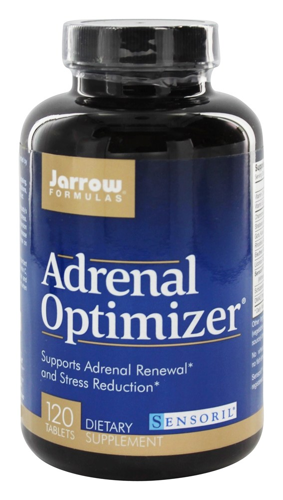 Jarrow Formulas - Adrenal Optimizer - 120 Tablets