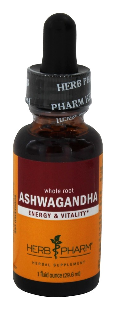 Herb Pharm - Ashwagandha - 1 oz.