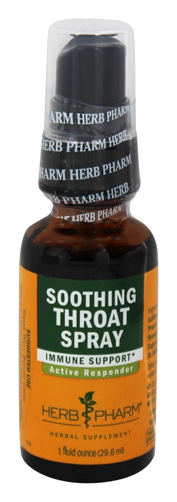 Herb Pharm - Propolis Echinacea Throat Spray - 1 oz.