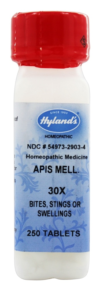 Hylands - Apis Mellifica 30 X - 250 Tablets