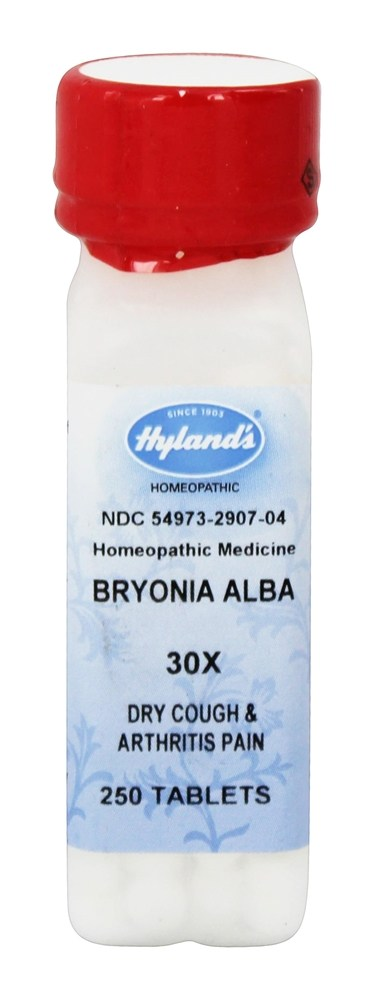 Hylands - Bryonia Alba 30 X - 250 Tablets