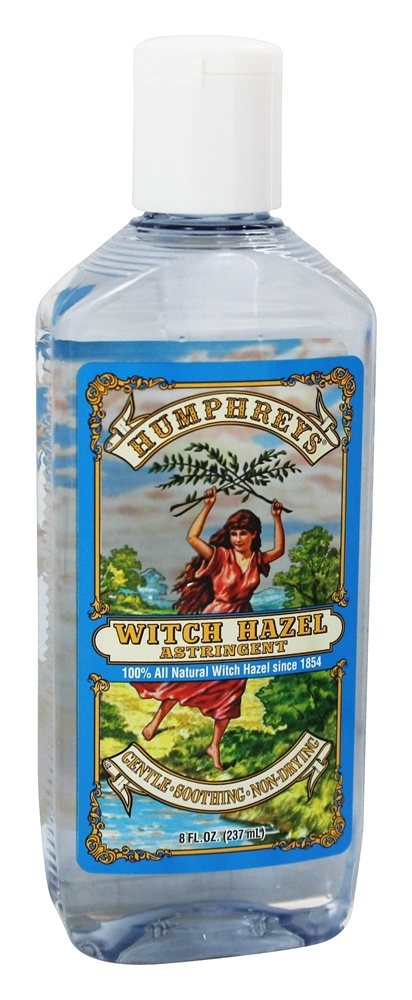 Humphreys - Witch Hazel Astringent - 8 oz.