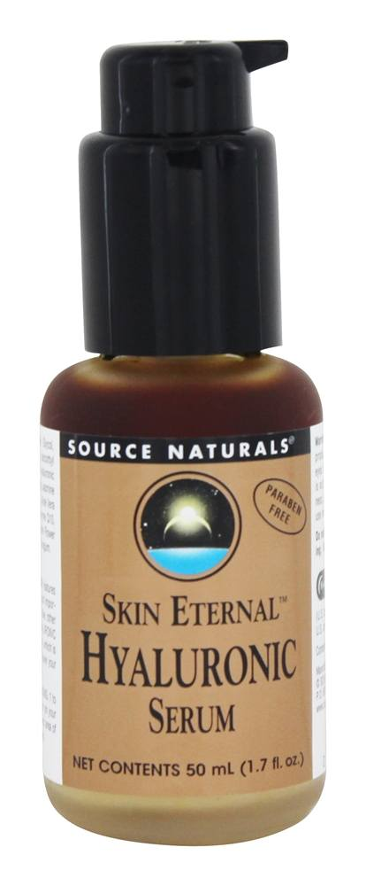 Source Naturals - Skin Eternal Hyaluronic Serum - 1.7 oz.