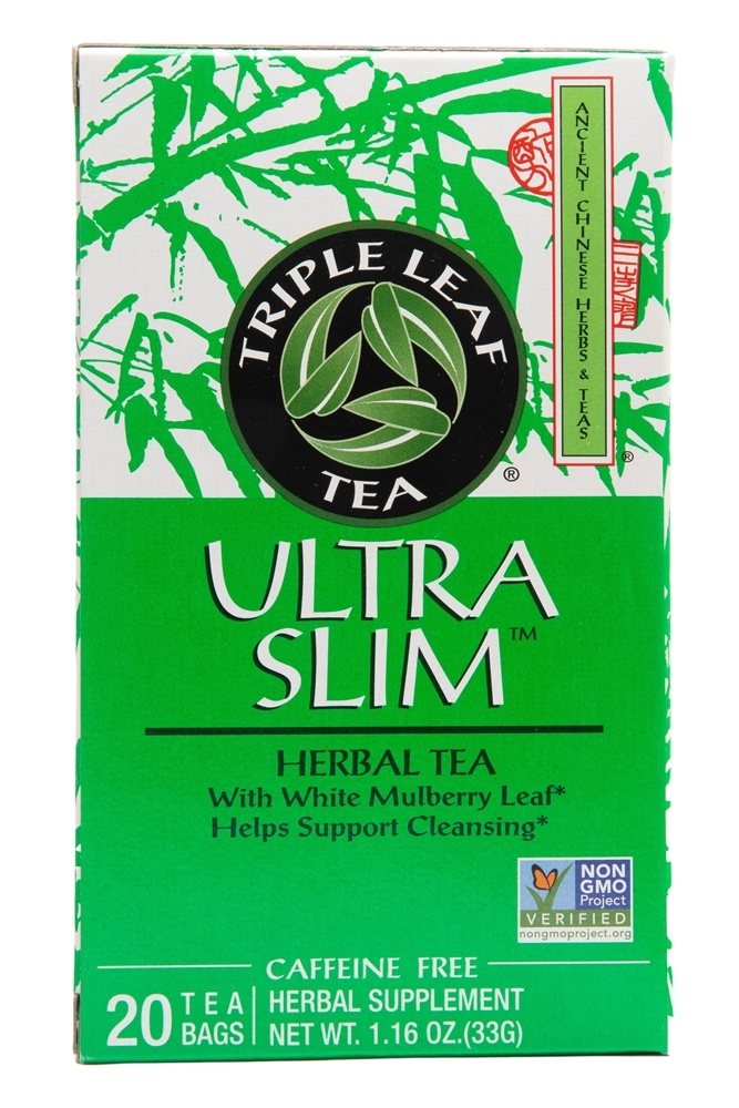 Triple Leaf Tea - Ultra Slim Tea - 20 Tea Bags