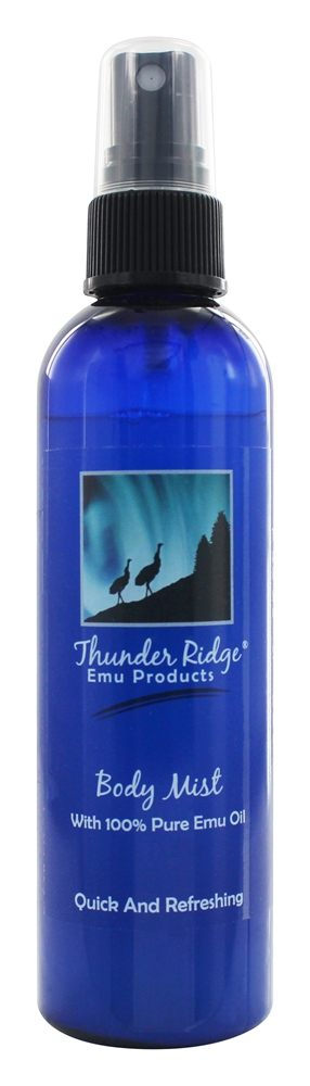 Thunder Ridge Emu Products - 100% EMU Oil Body Mist - 4 oz.