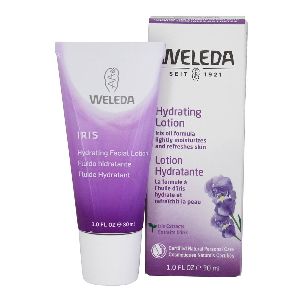 Weleda - Iris Hydrating Facial Lotion - 1 oz.