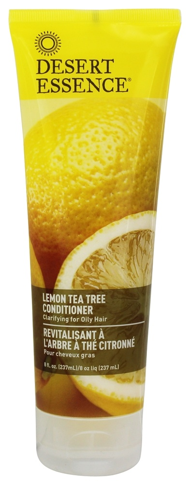 Desert Essence - Conditioner Lemon Tea Tree - 8 oz. LUCKY PRICE