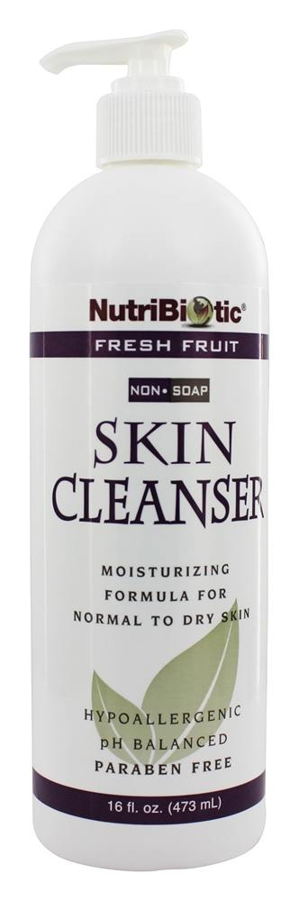 Nutribiotic - Non-Soap Skin Cleanser Fresh Fruit Scent - 16 oz.