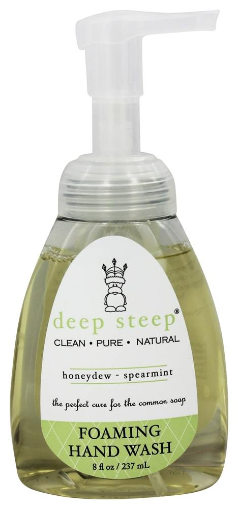 Deep Steep - Foaming Handwash Honeydew Spearmint - 8.75 oz.