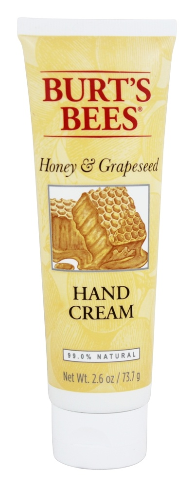 Burt's Bees - Hand Creme Thoroughly Therapeutic Honey & Grapeseed Oil - 2.6 oz.
