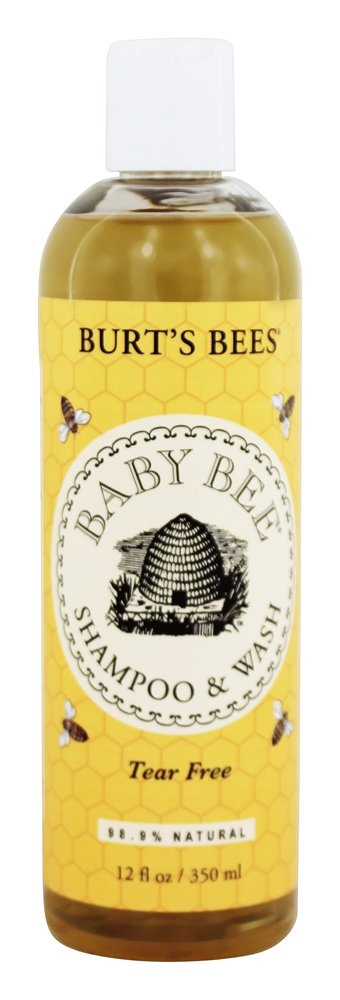 Burt's Bees - Baby Bee Shampoo & Wash Tear Free Original - 12 oz.