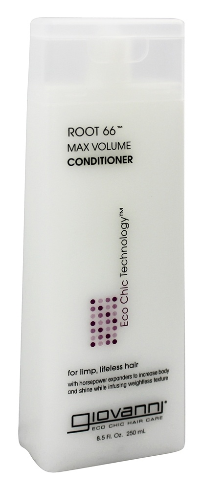 Giovanni - Conditioner Root 66 Max Volume - 8.5 oz.