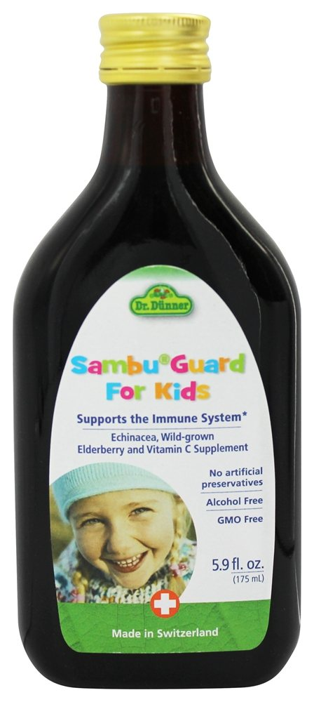 Flora - Dr Dunner Sambu Guard For Kids - 5.9 oz.