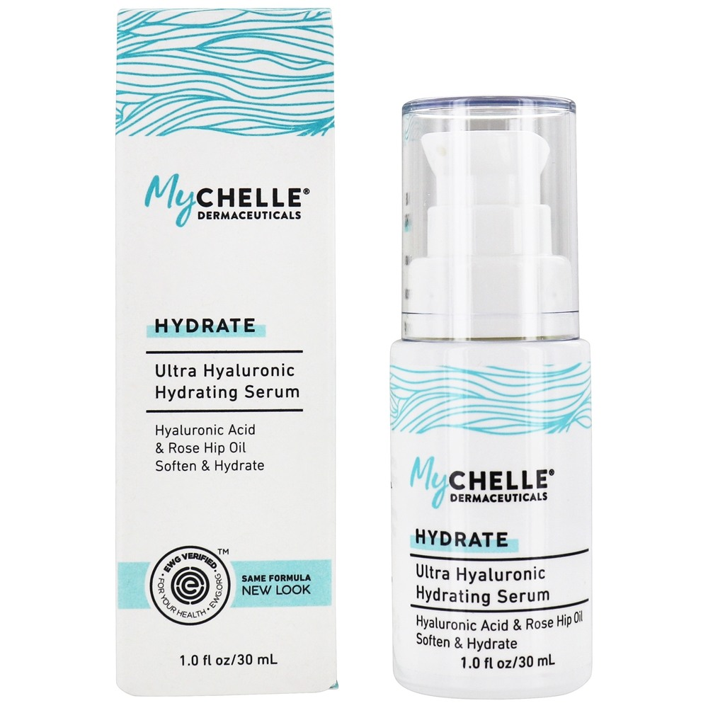 MyChelle Dermaceuticals - Ultra Hyaluronic Hydrating Serum - 1 oz.