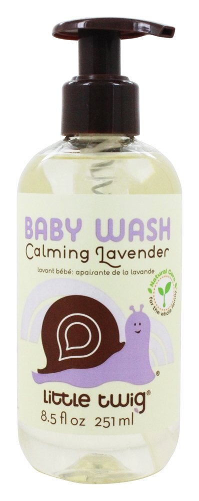 Little Twig - Baby Wash Calming Lavender - 8.5 oz.