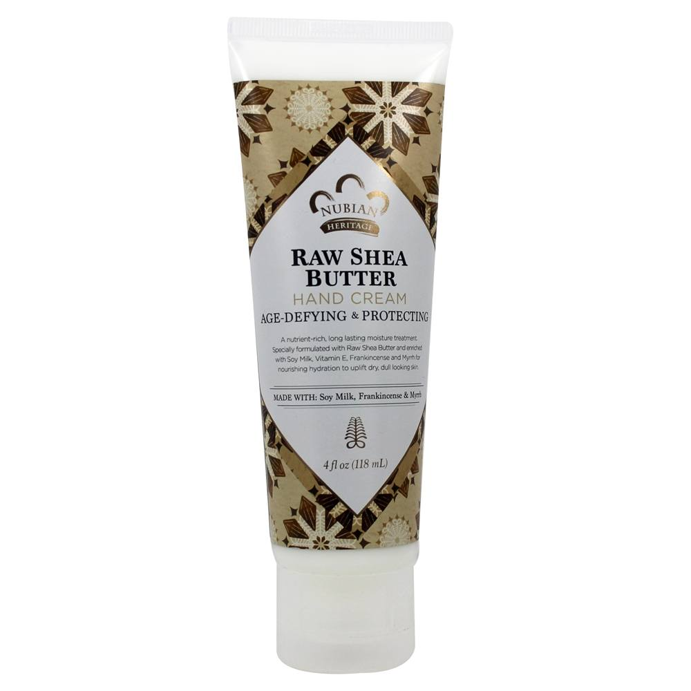 Nubian Heritage - Hand Cream Raw Shea Butter - 4 oz.