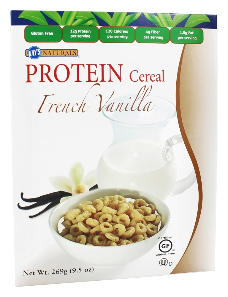 Kay's Naturals - Better Balance Protein Cereal French Vanilla - 9.5 oz.