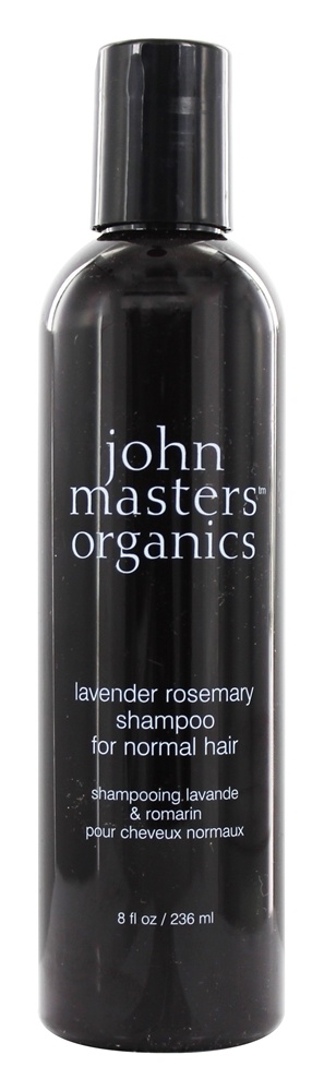 John Masters Organics - Shampoo For Normal Hair Lavender Rosemary - 8 oz.