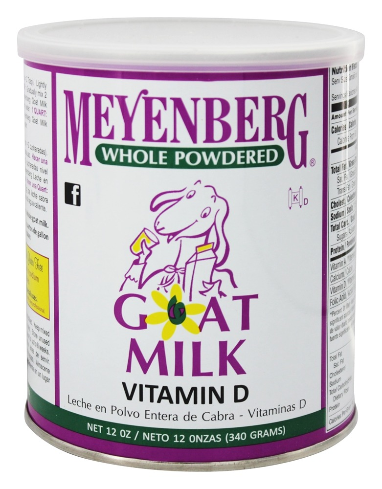Meyenberg - Powdered Goat Milk - 12 oz.