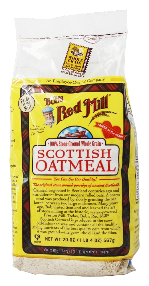Bob's Red Mill - Scottish Oatmeal - 20 oz.