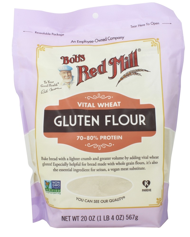Bob's Red Mill - Vital Wheat Gluten Flour - 22 oz.