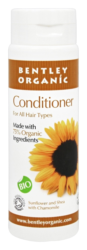 Bentley Organic - Conditioner 75% Organic For All Hair Types - 8.4 oz.