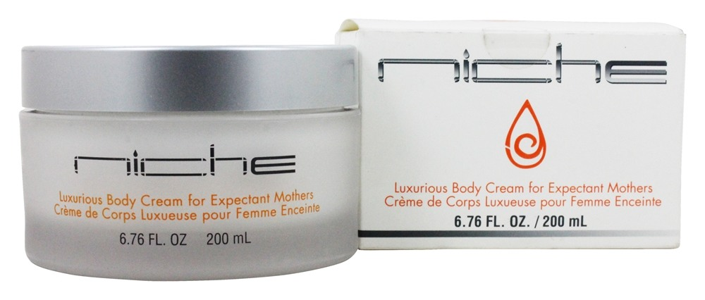 Niche Skin Care - Body Cream Luxorious for Expectant Mothers - 6.76 oz.