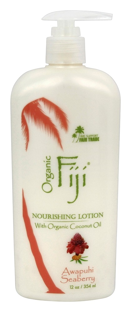 Organic Fiji - Nourishing Lotion Awapuhi Seaberry - 12 oz.