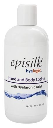 DROPPED: Hyalogic - Episilk Hand & Body Lotion with Pure Hyaluronic Acid - 10 oz.