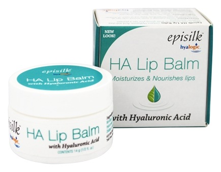 Hyalogic - Episilk Premium Lip Balm with Hyaluronic Acid - 0.5 oz.