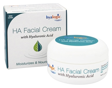 Hyalogic - Episilk Premium Facial Cream with Pure Hyaluronic Acid - 2 oz.