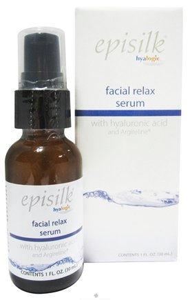 DROPPED: Hyalogic - Episilk Facial Relax Serum (FRS) with Hyaluronic Acid and Argireline - 1 oz. (formerly BAS Serum) CLEARANCE PRICED