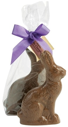 DROPPED: Lake Champlain Chocolates - Classic Easter Bunny Solid Milk Chocolate 5 inches - 3.9 oz.