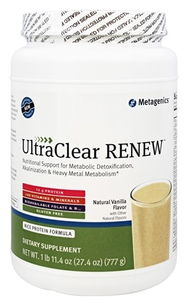 DROPPED: Metagenics - UltraClear RENEW Original Flavor - 27.4 oz.