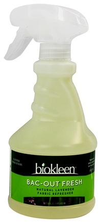 Biokleen - Bac-Out Fresh Natural Fabric Refresher Lavender - 16 oz.
