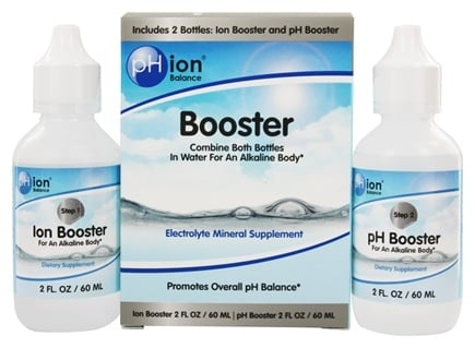 pHion Balance - Booster Kit For An Alkaline Body