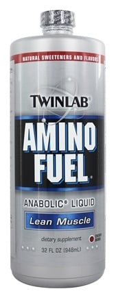 Twinlab - Amino Fuel Liquid Cherry Bomb - 32 oz.
