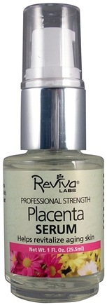 DROPPED: Reviva Labs - Placenta Serum - 1 oz. CLEARANCE PRICED