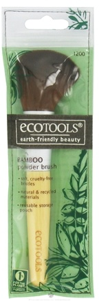 DROPPED: Eco Tools - Bamboo Powder Brush