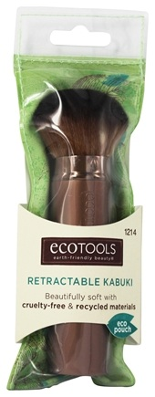 Eco Tools - Recycled Retractable Kabuki Brush