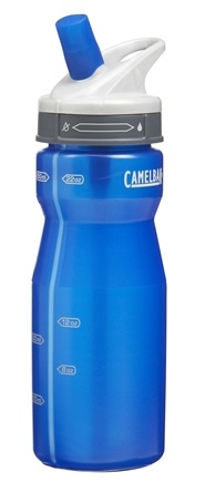 DROPPED: CamelBak - Performance Bottle BPA Free Blue - 22 oz. CLEARANCE PRICED