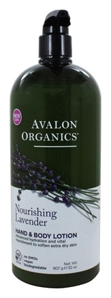 Avalon Organics - Hand & Body Lotion Lavender - 32 oz.