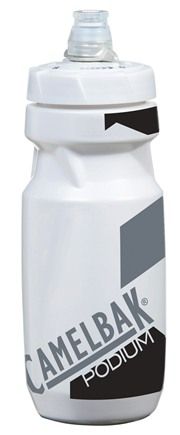 DROPPED: CamelBak - Podium Bottle BPA Free Frost/Carbon - 22 oz. CLEARANCE PRICED