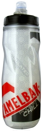 DROPPED: CamelBak - Podium Chill Bottle BPA Free Racing Red - 21 oz. CLEARANCE PRICED