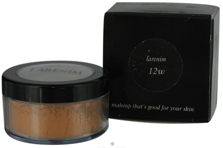 DROPPED: Larenim Mineral Make Up - Foundation 12W - 5 Grams CLEARANCE PRICED